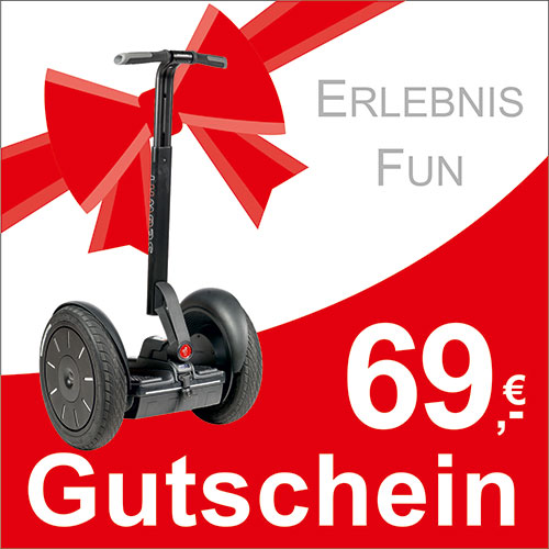 segway gutschein 69 euro per post segwaypoint d sseldorf. Black Bedroom Furniture Sets. Home Design Ideas